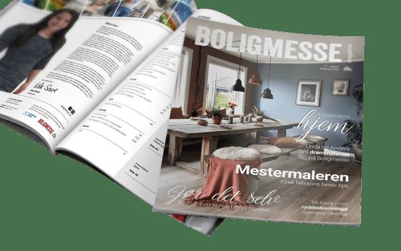 Boligmesse's Magazine