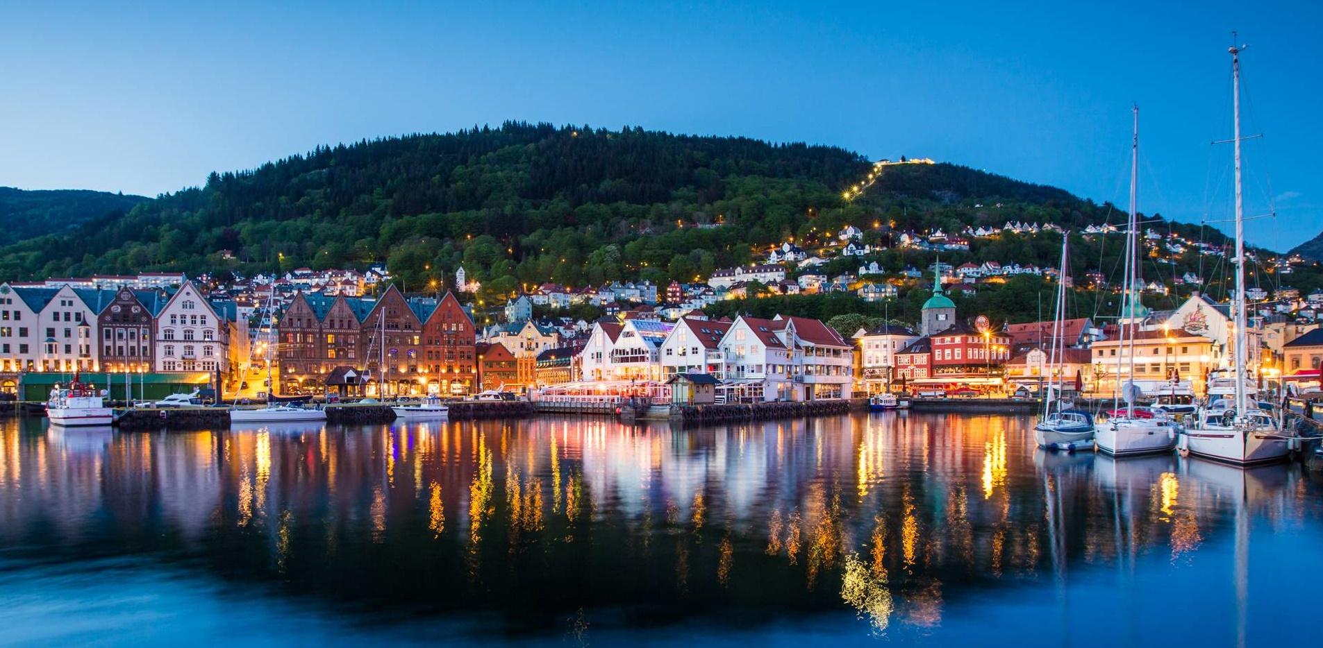Месетајлер - Норвешка