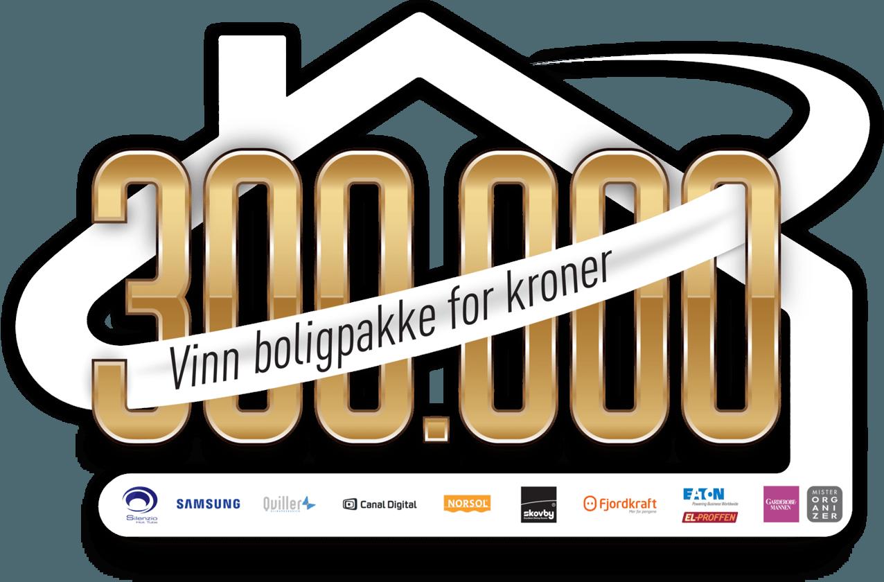 300.000 Boligpakke