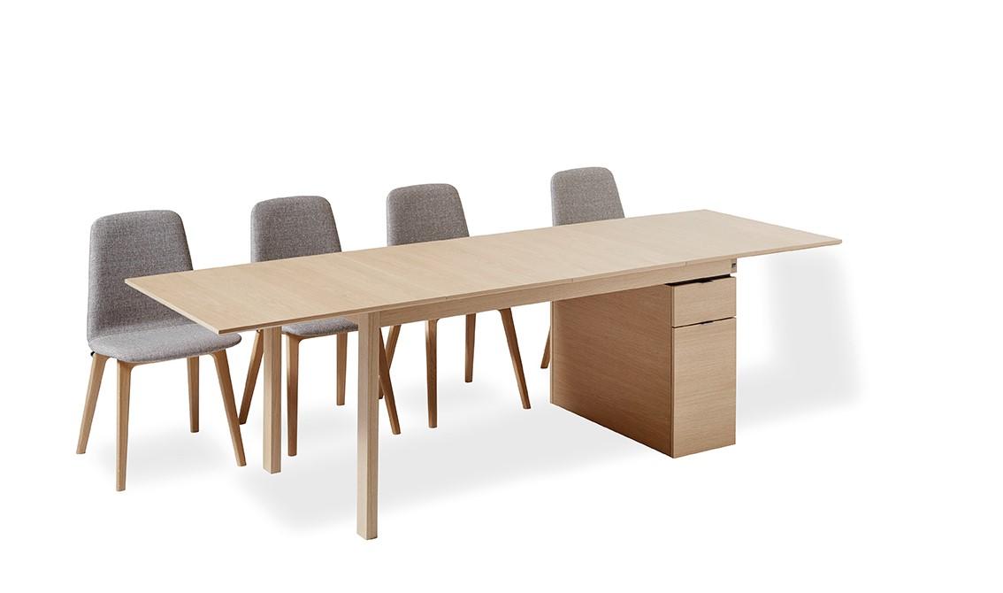 Skovby bord #103 og stol #92