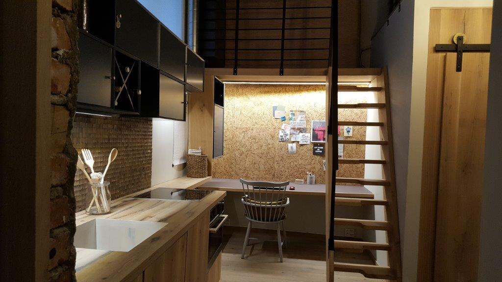 Oppslagstavle i kork med ekstra god plass til kreative tanker. Fra Wall-ITs showroom på Torshov i Oslo.